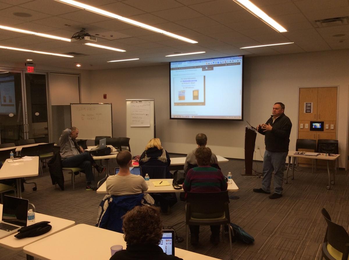 Recap: WordPress Presents! How to Boost (or Even Replace) PowerPoint WithWordPress
